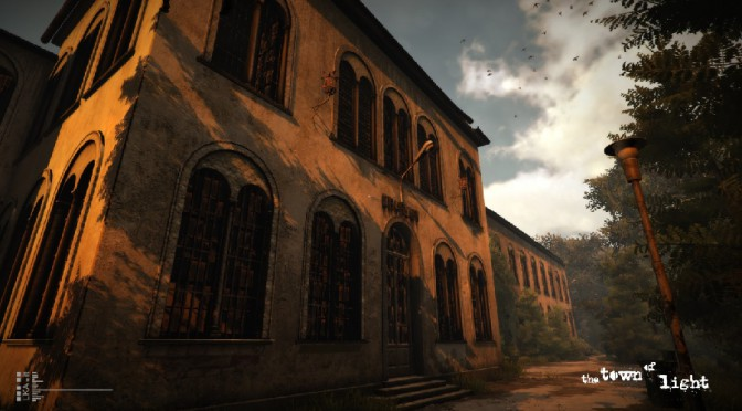 The town of light: il Videogame ambientato a Volterra