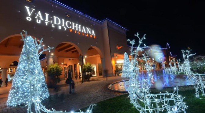 Valdichiana Outlet Village tra gli Outlet più visitati in Italia ...