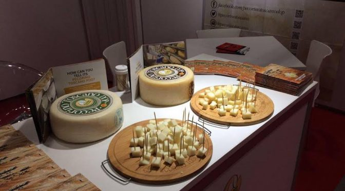 Pecorino Toscano DOP a New York per il Summer Fancy Food