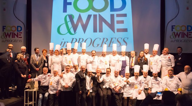 Food and Wine in Progress: show cooking, degustazioni guidate