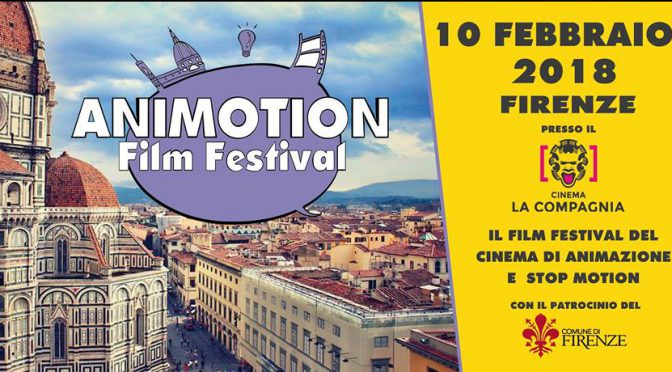 Animotion Film Festival, Festival italiano del cinema di animazione