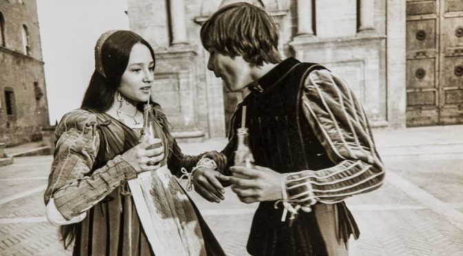 What is a Youth? Romeo e Giulietta di Franco Zeffirelli a Pienza