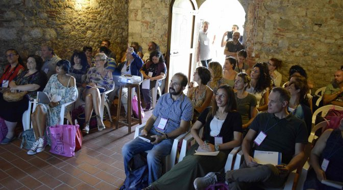 Blogger da tutta Italia a Camaiore per il Blogging Camp all'Ostello del Pellegrino